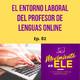 82. El entorno laboral del profesor de idiomas online