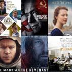 54 Premiaciones! Nominaciones Oscar, Ganadores Globos, Joy y mucha música!