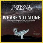 """Portada Histórica: """"No Estamos Solos"""" National Geographic - Jaime Maussan 19-3-2019"""