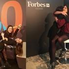 Dos emprendedoras vascas en la lista Forbes '30 Under 30'