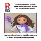 Comunicado Lunes lilas con motivo del 28M Día Internacional de Acción por la Salud de las Mujeres