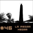 #46 La Piedra Negra de Robert E. Howard