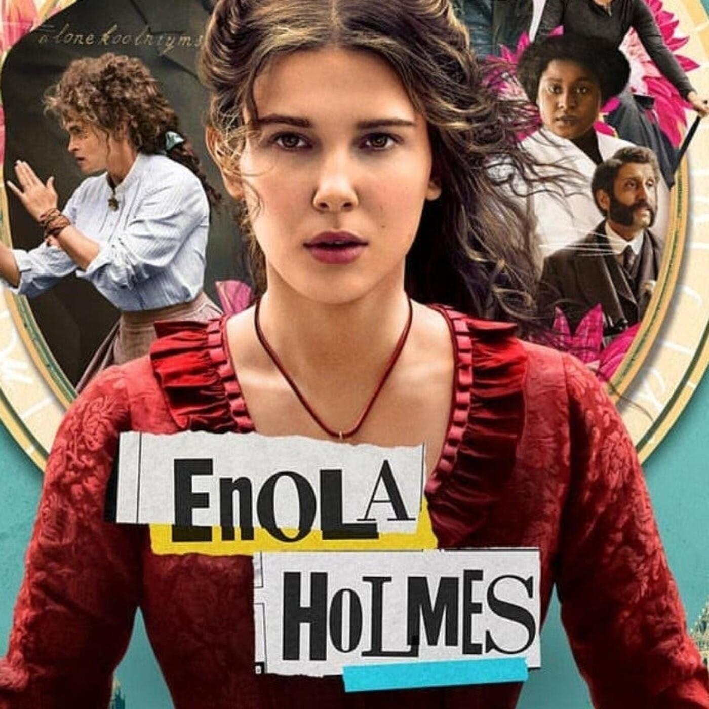 Podcast Comikaze #173: Enola Holmes, de los libros al cómic y el salto a Netflix
