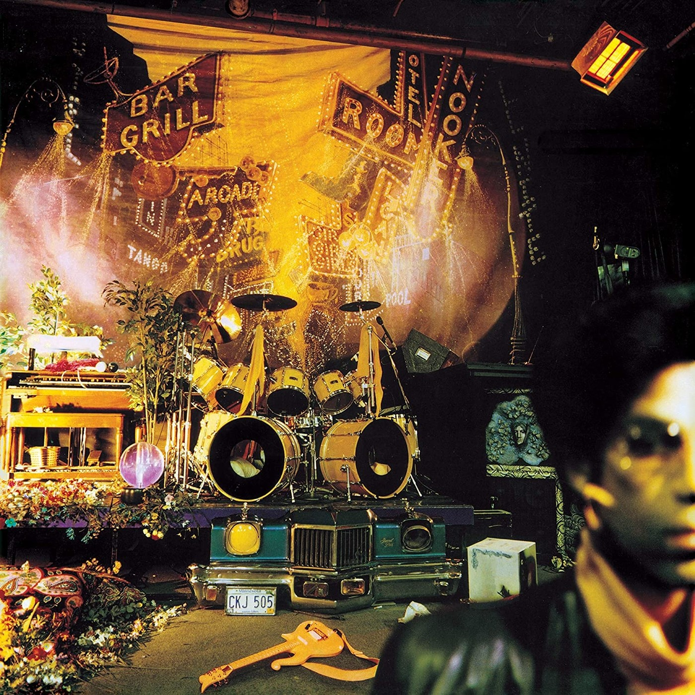 Purple Music Podcast 2x01. Review Sign O'The Times (Prince, 1987) - 2ª parte