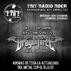 TNT RADIO - Entrevista DRAGONFORCE - 10.04.2017