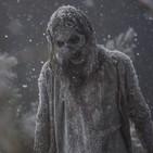 La butaca Zombie The Walking Dead 9x16 Tormenta