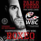 Pablo Fuego en el programa de radio Sporting Somos Todos