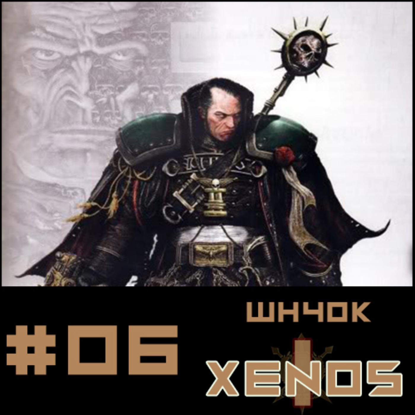 Xenos (Saga Eisenhorn) Warhammer 40.000 Relatos Salvajes