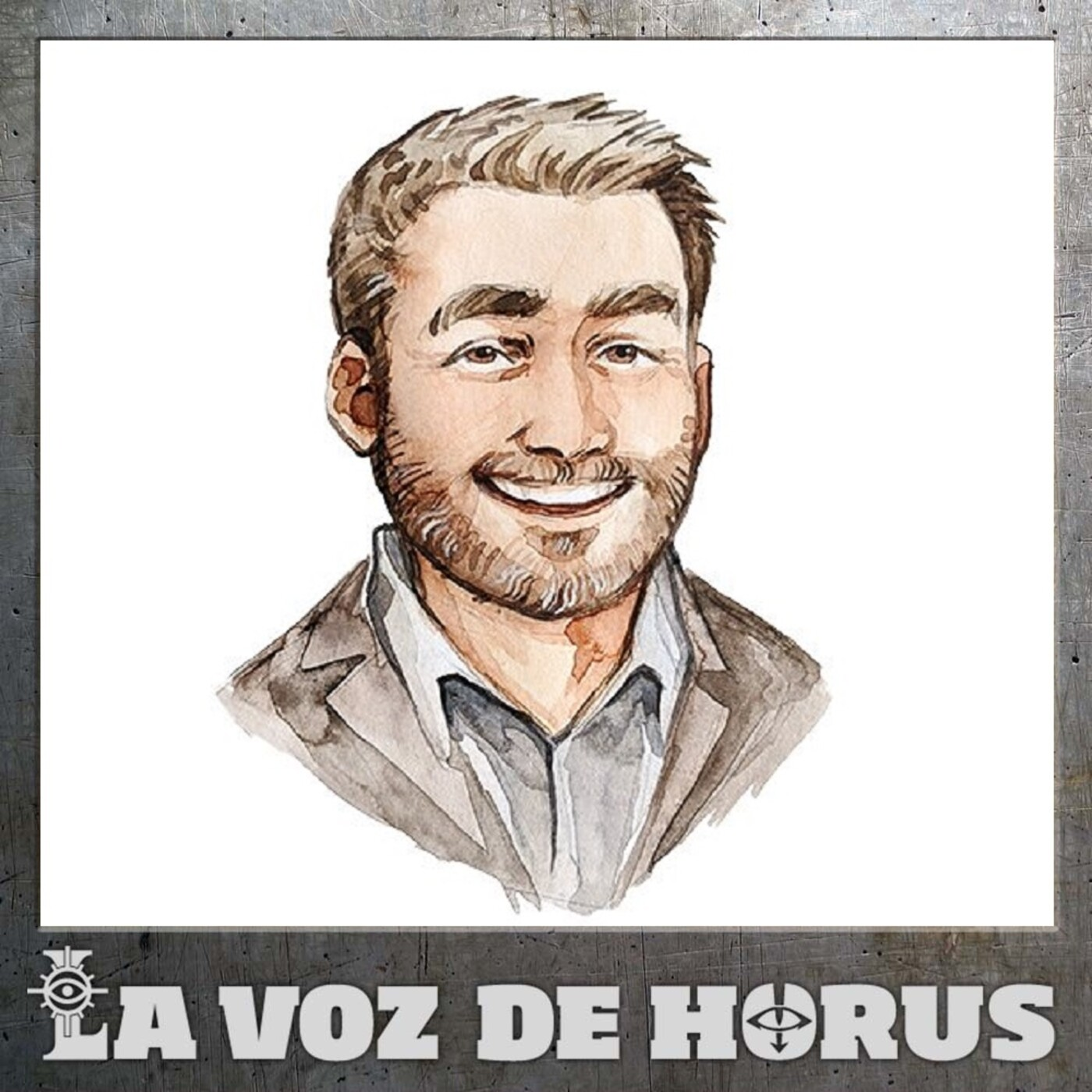 LVDH 188 - Mike Brandt de Games Workshop, responsable global de eventos y torneos