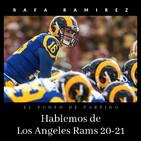 NFL Hablemos de Los Angeles Rams 20-21