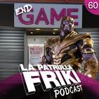 LPF60 / Expediente - Vengadores: End Game
