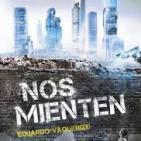 Entrevista a Eduardo Vaquerizo, presentación de Nos Mienten