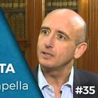 """#35 - Francisco Capella sobre """"Todología"""", Pensamiento Crítico y Curiosidad"""