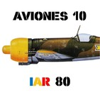 A10#51 IAR 80 El Diablo del Danubio