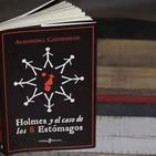 Entrevista Alejandro Castroguer y Miguel Ángel Villalobos - Holmes y el caso de los ocho estómagos - En Portada Cómics