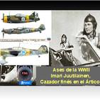 NdG Ases de la WW2, Ilmari Juutilainen, Búfalo del Ártico