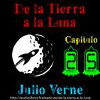 Capítulo 25. De la Tierra a la Luna