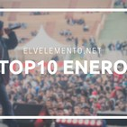 PLAYLIST   TOP 10 ENERO 2018 - Natos y Waor   Nasta   Kaze   Craneo   Rels B  Falsalarma...
