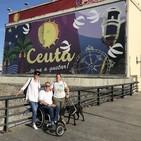 Silleros Viajeros 4x01 - Ceuta con silla de ruedas y perro guía