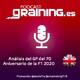 Podcast Graining Media F1 No. 48 con el análisis del GP del 70 Aniversario de la F1 2020