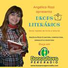 Drops literários com Angélica Rizzi apresentando Geração Beat