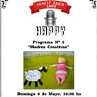 "Happy Family #5 ""Madres creativas"""