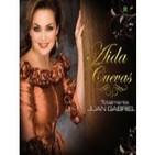 Aida Cuevas, con Nino Canún
