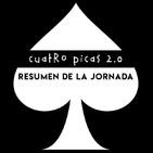 4 Picas 2.0 07x123 Resumen de la jornada 25 de la liga Santander