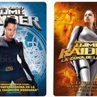 2x11 Especial Tomb Raider + Arthur C. Clarke, El Centinela, 2001 Una Odisea en el Espacio