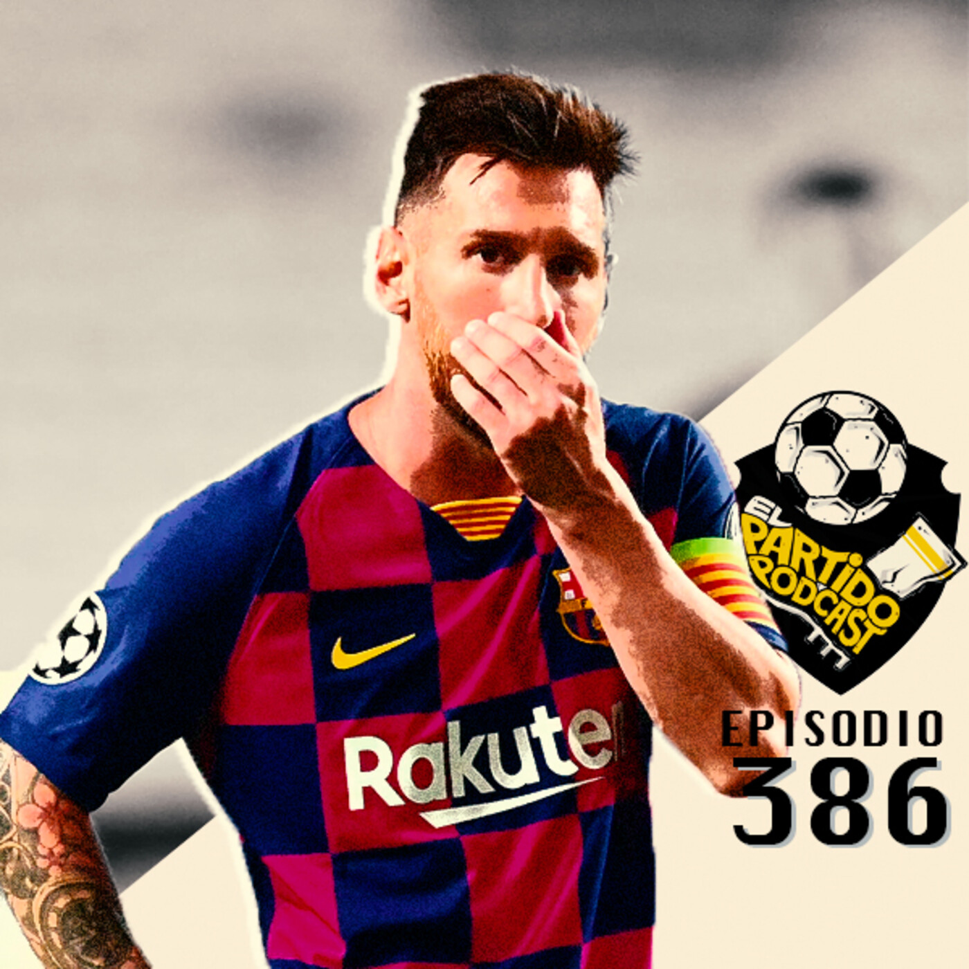 Ep 386: Humillación sin precedentes al Barcelona