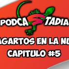 ¡PODCASTADIA! #5 LAGARTOS en la NUBE | PODCAST sobre STADIA en ESPAÑOL