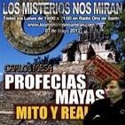 """Programa 30: """"Profecías Maya, mito y realidad"""""""