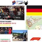PitCast F1 2x12 - GP Alemania 2019