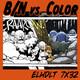 [ELHDLT] 7x32 Blanco y negro o color