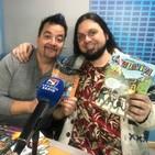 Dani García-Nieto y XCAR Malavida en la Torre de Babel