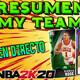 RESUMEN My Team NBA2K20