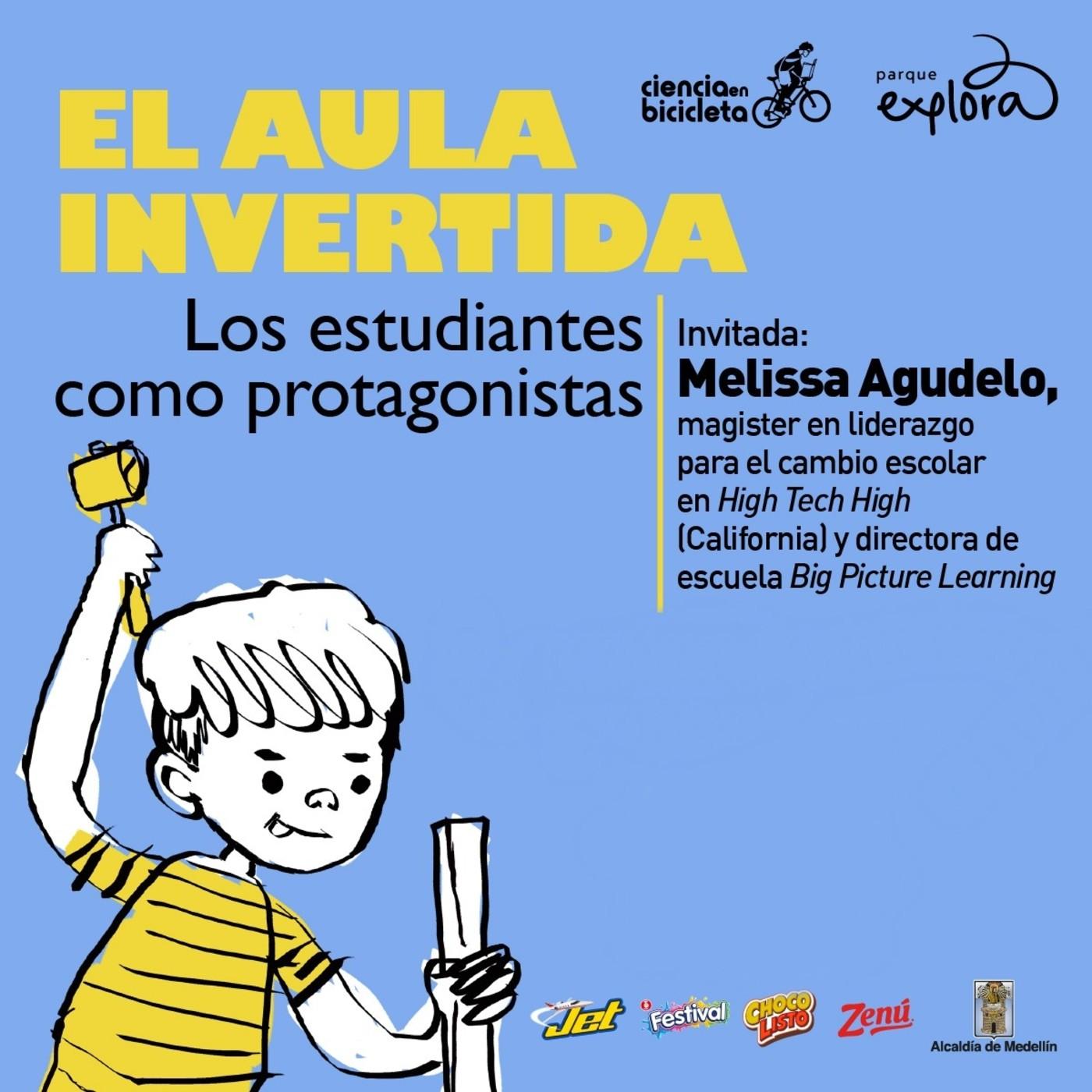 EL AULA INVERTIDA, los estudiantes como protagonistas   Escuela en Bicicleta