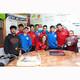 09-04-19 Entrevista a jugadores y entrenador del juvenil de hockey patines de Rivas las Lagunas