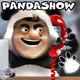 panda show - ya salio panzona del jefe