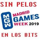 Madrid Games Week 2019. Videojuegos, Entrevistas, Troleo, Ligoteo y Más!