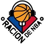 Ración de NBA: Ep.403 (14 Abr 2019) - Playoffs y Bodas Rojas
