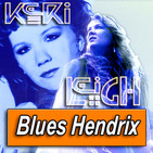 KERI LEIGH · by Blues Hendrix