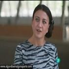 """Entrevista a Camilla Läckberg en Página Dos - """"El domador de leones"""" (Maeva)"""