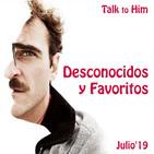 Telegrama 6: Desconocidos y Favoritos (Julio'19)