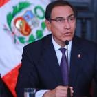 Vizcarra plantea disolver el Congreso peruano de no aprobar reformas (+Audio)