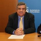 Bernardo Loriente, presidente Cruz Roja Fuenlabrada