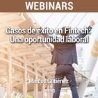 """Webinar """"Casos de éxito en Fintech: una oportunidad laboral"""" de IEBS"""