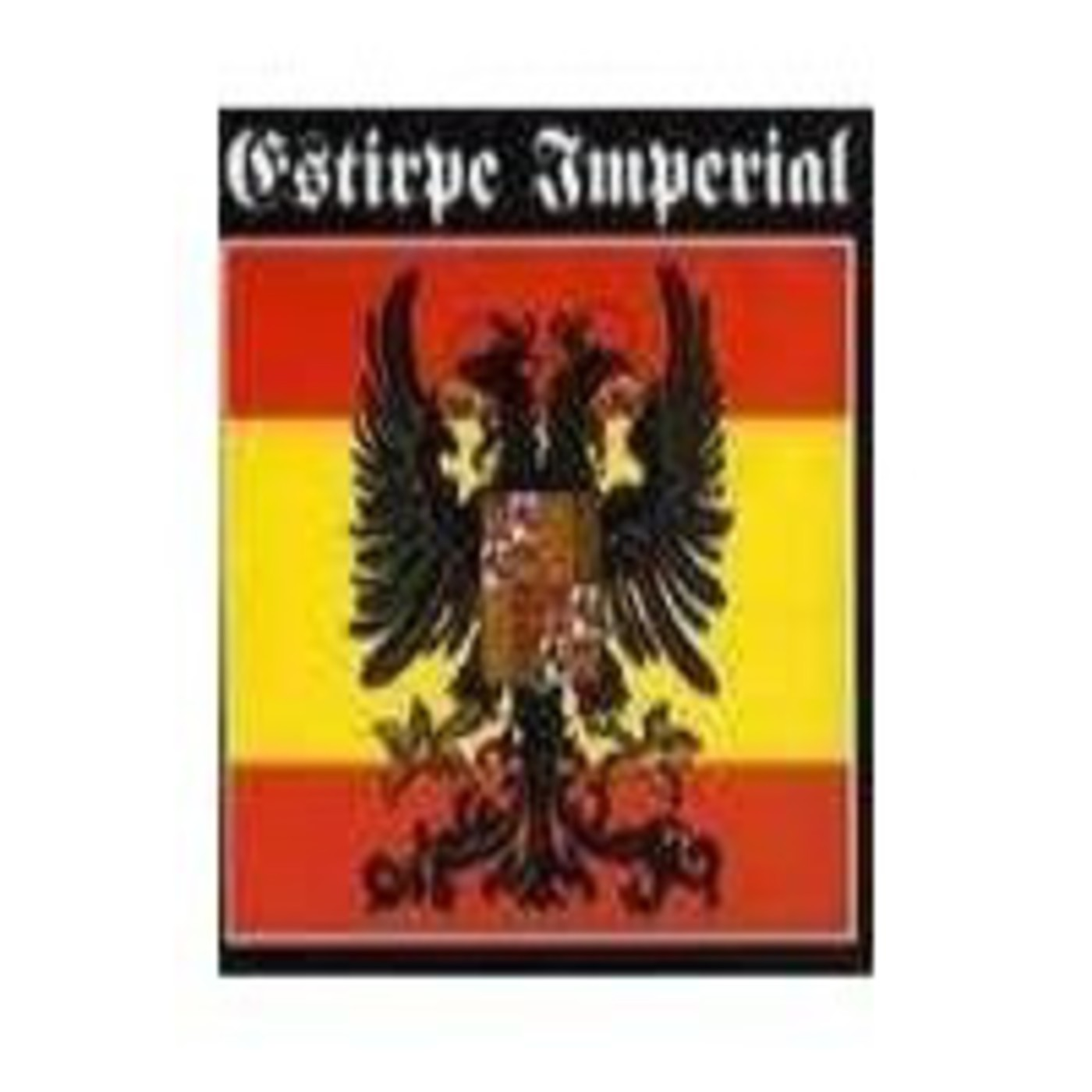 Salutacion a la bandera - Estirpe imperial