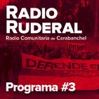 Radio Ruderal 03 - 22.04.2018 - Antifascismo y antiracismo en Carabanchel