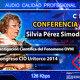 SILVIA PEREZ SIMONDINI - Investigación Científica del Fenómeno OVNI -  Congresos CIO Uritorco
